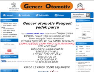 genceroto.com screenshot