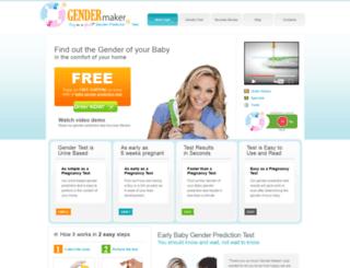 gendermaker.com screenshot