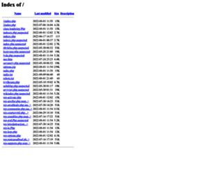gendisasters.com screenshot