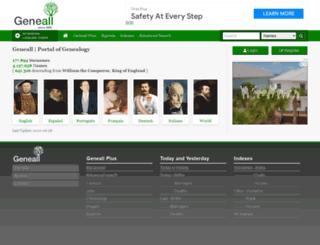geneall.net screenshot