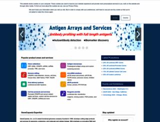 genecopoeia.com screenshot