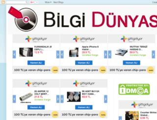 genelbilgikaynak.blogspot.com screenshot