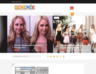 genemix.net screenshot