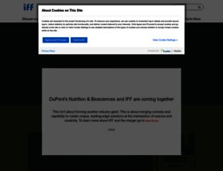 genencor.com screenshot