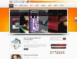 generacionopin.blogspot.com.ar screenshot