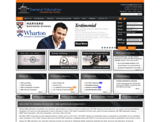 general-ed.com screenshot