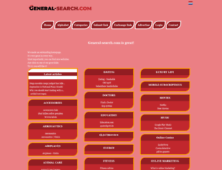 general-search.com screenshot