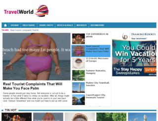 general-travel.com screenshot