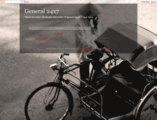 general24x7.blogspot.com screenshot
