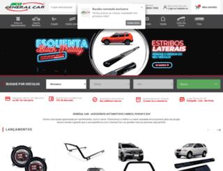 generalcar.com.br screenshot