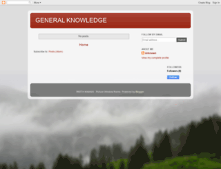 generalknowldg.blogspot.in screenshot