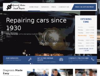 generalmotortruckrepair.com screenshot
