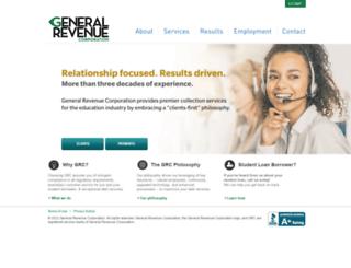 generalrevenue.com screenshot