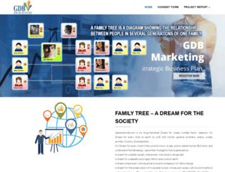 generationdb.com screenshot