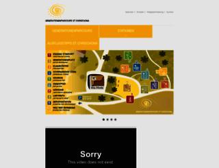 generationenparcours.ch screenshot