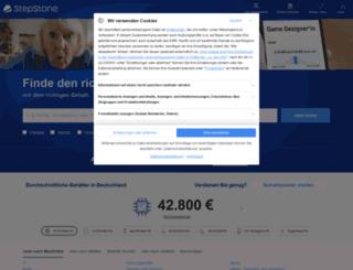 generator.bewerbung.de screenshot