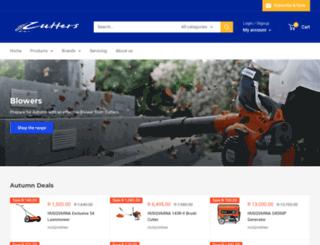 generators.co.za screenshot