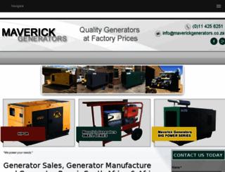 generatorsouthafrica.com screenshot