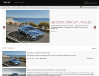 genesis-pr.com screenshot