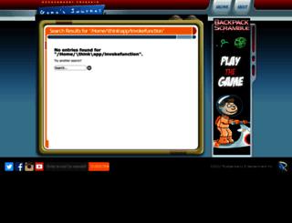 genesjournal.com screenshot