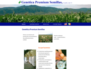 geneticaps.com screenshot