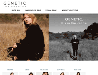 geneticlosangeles.com screenshot