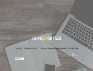 genexsites.com screenshot