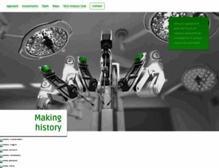 geneziscap.com screenshot