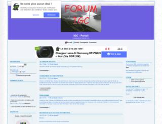 geniecivil.algeriaforum.net screenshot