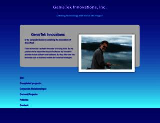 genietek.com screenshot