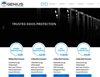 geniusguard.com screenshot