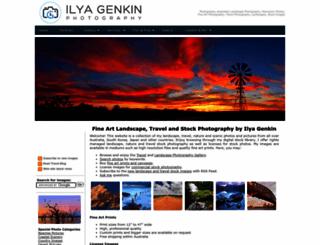 genkin.org screenshot