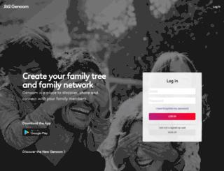 genoom.com screenshot