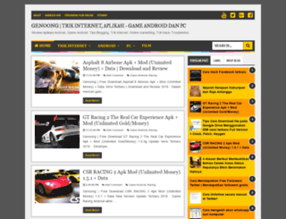 genoong.blogspot.com screenshot
