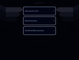 genral.com screenshot