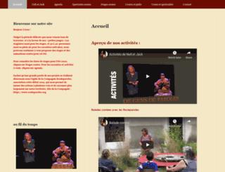 gens-de-paroles.com screenshot