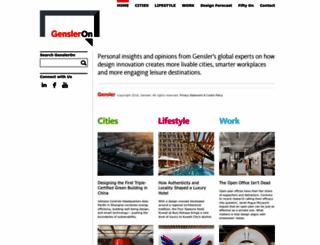 gensleron.com screenshot
