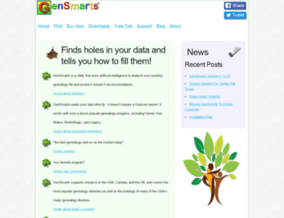 gensmarts.com screenshot