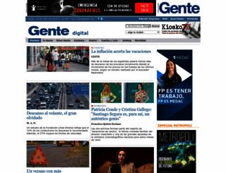 gentedigital.es screenshot