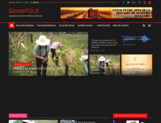 gentefolk.net screenshot