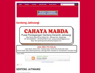 genteng-press-jatiwangi.blogspot.com screenshot