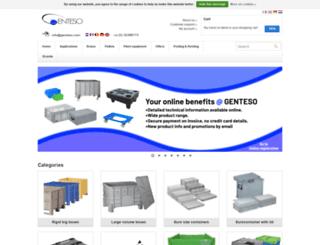 genteso.com screenshot