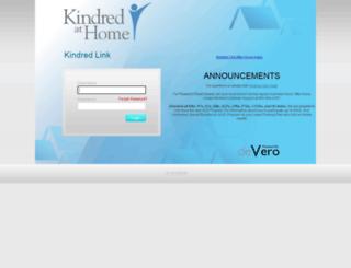 gentivalink.devero.com screenshot