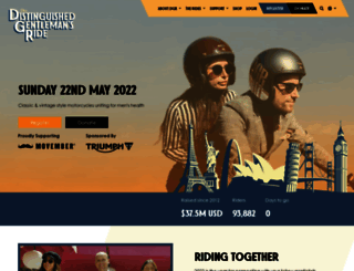 gentlemansride.com screenshot