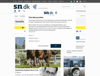 gentofte.lokalavisen.dk screenshot