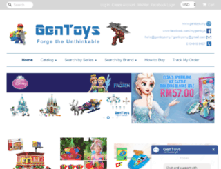 gentoys.my screenshot