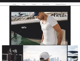 gentsco.com screenshot