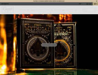 gentsupply.com screenshot