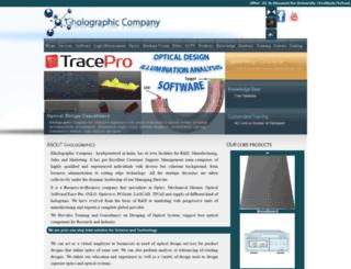 genuineholographics.com screenshot