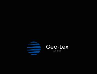 geo-lex.ru screenshot